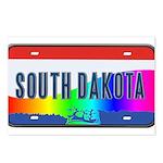 South Dakota Rainbow State Postcards (Package of 8