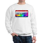 South Dakota Rainbow State Sweatshirt