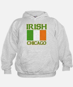 Chicago Irish Flag Hoodie