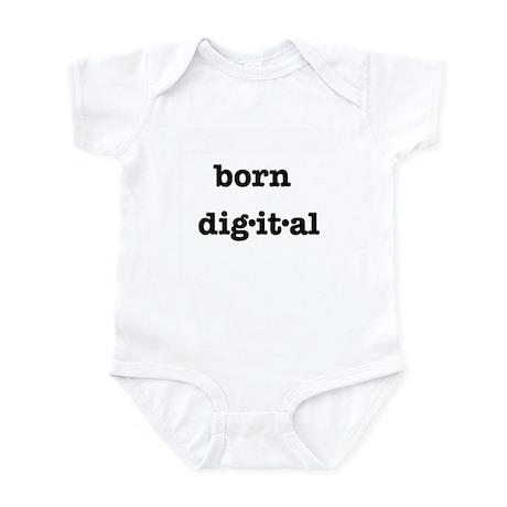 Born Digital Infant Bodysuit