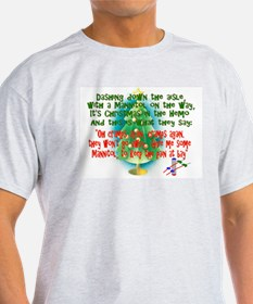 Nurse christmas T-Shirt