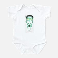 spock Infant Bodysuit