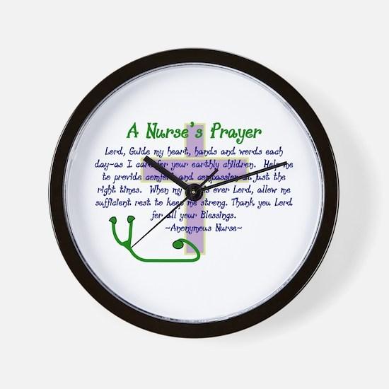 Cool Registered nurse Wall Clock