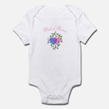 Maid Of Honor (Hearts) Infant Bodysuit