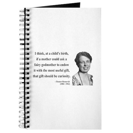 Eleanor Roosevelt 9 Journal