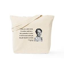 Eleanor Roosevelt 9 Tote Bag