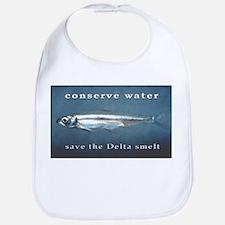 Save the Delta smelt Bib