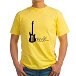 iRock Yellow T-Shirt