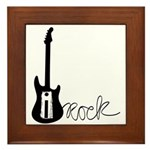 iRock Framed Tile