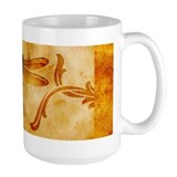 Dragonfly Large Mugs (15 oz)