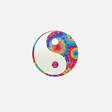 Yin Yang Mini Button (100 pack)