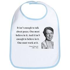 Eleanor Roosevelt 10 Bib