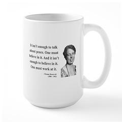 Eleanor Roosevelt 10 Mug
