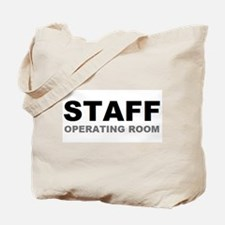 OR STAFF Tote Bag
