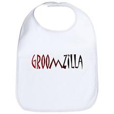 Groomzilla Bib