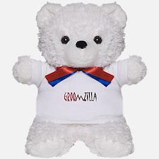 Groomzilla Teddy Bear