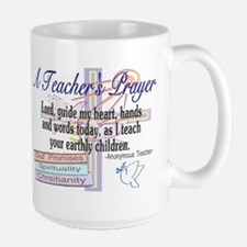 teachers Large Mug