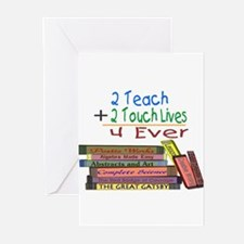 teachers Greeting Cards (Pk of 10)