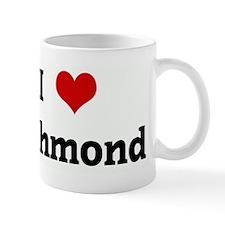I Love Richmond Mug