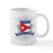 Cuban Shield Mug