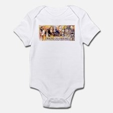 Friend to Friend Infant Bodysuit