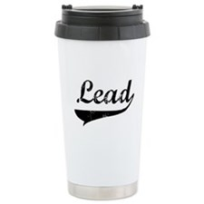 Lead Swish Stainless Steel Travel Mug