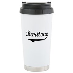 Baritone Swish Travel Mug