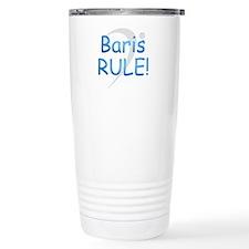 Baris RULE! Stainless Steel Travel Mug