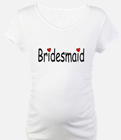 Bridesmaid (RD HRT) Shirt