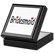 Bridesmaid (RD HRT) Keepsake Box