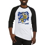Pierre Family Crest Baseball Jersey