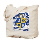 Pierre Family Crest Tote Bag
