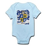Pierre Family Crest Infant Creeper