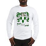 Pineau Family Crest Long Sleeve T-Shirt