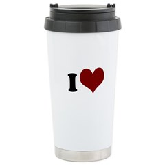 i heart Travel Mug