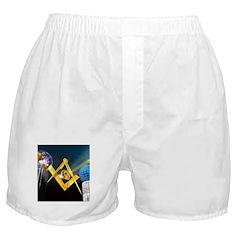Between the Pillars Boxer Shorts