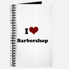i heart barbershop Journal