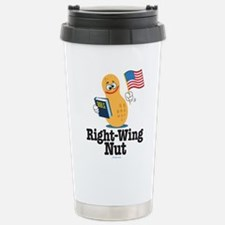 Right-Wing Nut Travel Mug