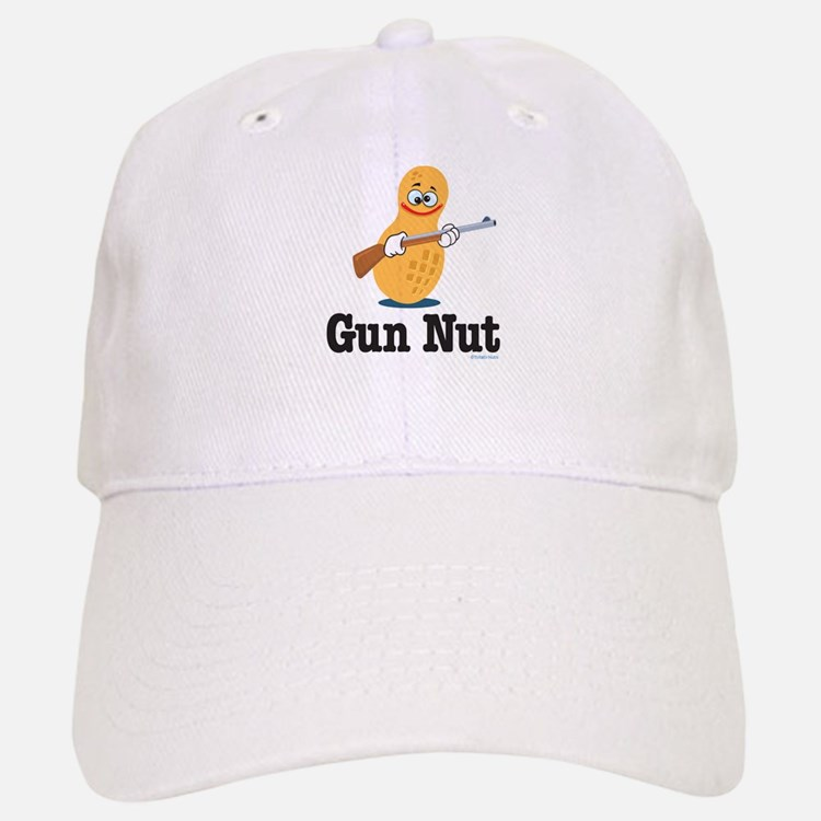 Gun Nut Baseball Baseball Cap