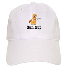 Gun Nut Baseball Cap