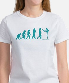 2-female evolution T-Shirt