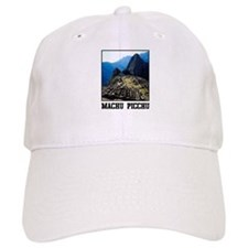 Machu Picchu Baseball Cap