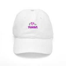 I Love to Tumble Baseball Baseball Cap