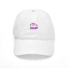 I Love to Flip Baseball Cap