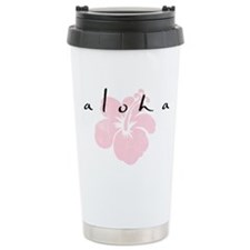 ALOHA Stainless Steel Travel Mug