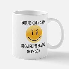 SCARED Mug