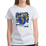 Poisson Family Crest Women's T-Shirt