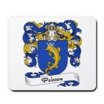 Poisson Family Crest Mousepad