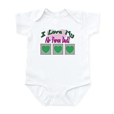military kids Infant Bodysuit