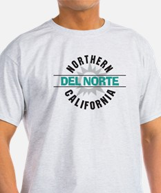 Del Norte California T-Shirt